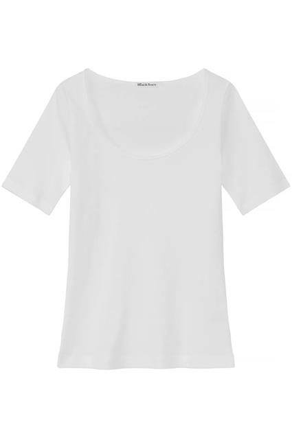 SB T-shirt ribbed