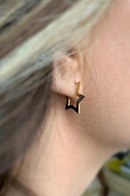 Starlight Earring Gold