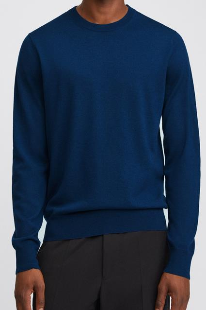 Merino R-Neck Sweater