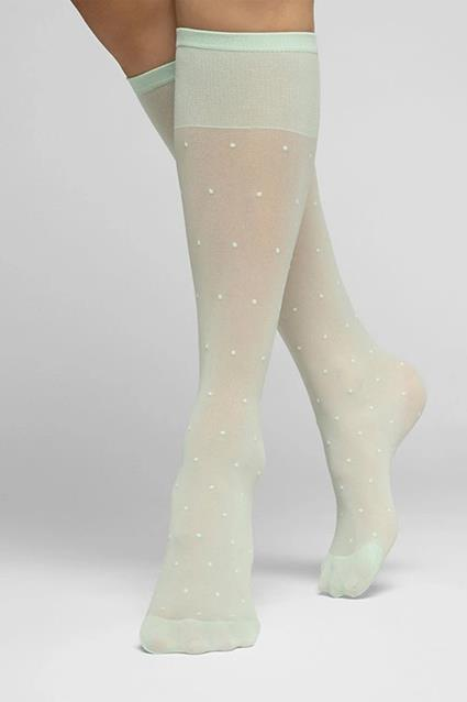 Doris Dots Knee-Highs